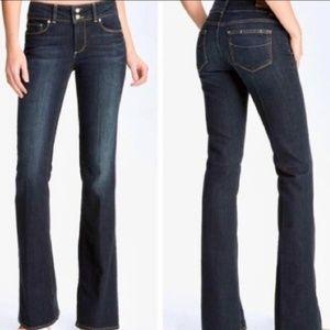 Paige Hidden Hills boot cut jeans Size 30